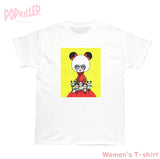 """Panda Queen"" T-shirt made by Popkiller"