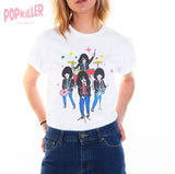 Punk Rockers T-shirt made by Popkiller