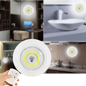 TUC'S DIMMABLE LED WITH REMOTE CONTROL