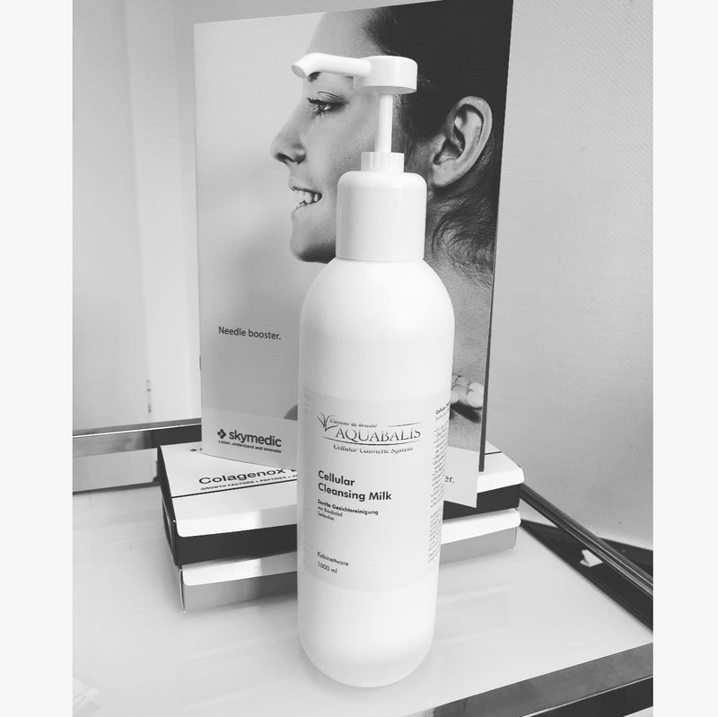 Kabinett 1000ml Aquabalis Cellular cleansing milk