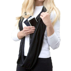 Infinity Pocket Scarf
