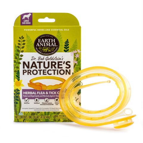 Nature's Protection™ Flea & Tick Herbal Collar for Dogs