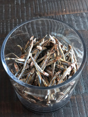 Air-Dried Whole Wild Caught Anchovies
