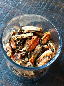 AIR-DRIED GREEN LIPPED MUSSELS