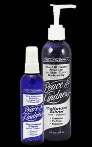 Peace & Kindness Topical Gel and Spray