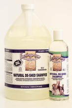 Natural De-Shedding Shampoo - 16oz