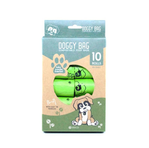 Doggy Bags - Biodegradable