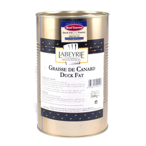 Duck Fat - Large 3.5kg Tin