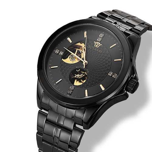 OUYAWEI 1415 Business Style Automatic Mechanical Watches