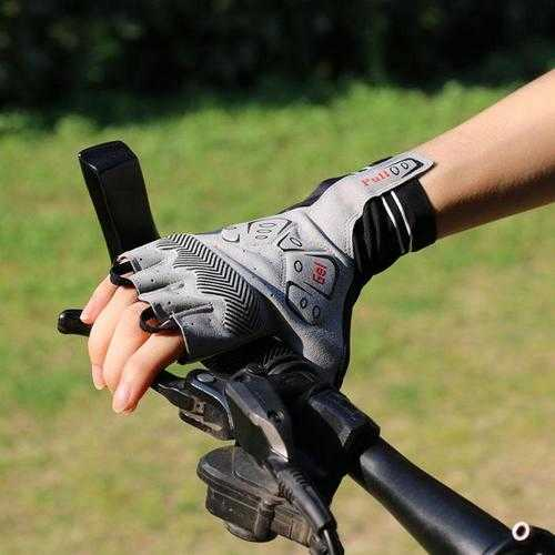 GUB S032 Half Finger Mountain Road Bicycle Gloves Outdoor Breathable Non-Slip Cycling Bike Gloves