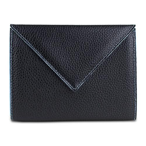Travelon Pebble Grain Photo Envelope (Black)