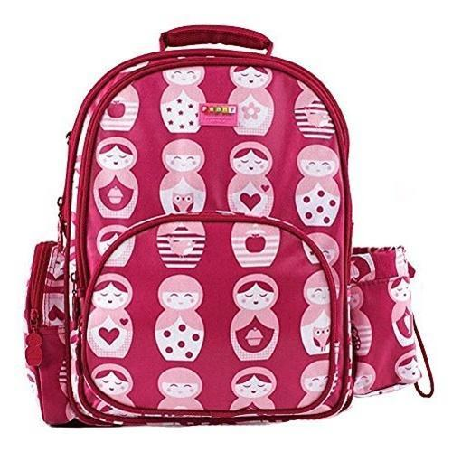Penny Scallan Medium Backpack - Pink Russian Doll