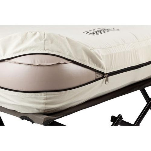 Coleman Inflatable Framed Twin Cot with Airbed