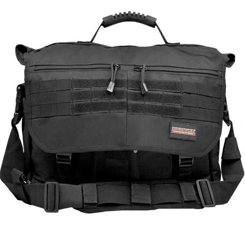 Humvee Brief Case - Black