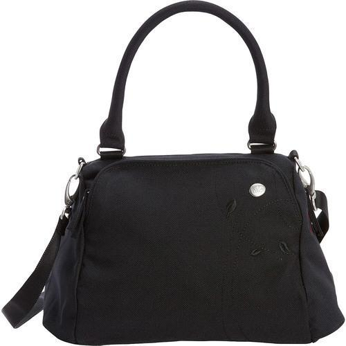 "Haiku Women""s Teardrop Eco Handbag, Black"