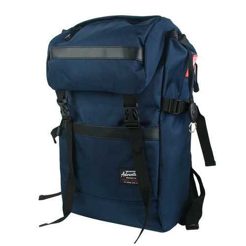 Travelers Club TPRC Sport 18 Laptop Computer Business Travel Backpack Blue
