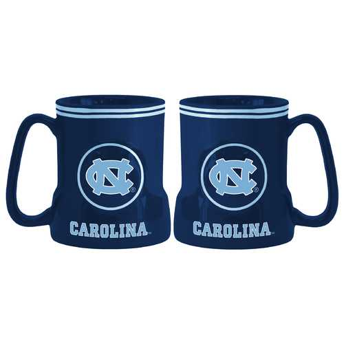 North Carolina Tar Heels Coffee Mug - 18oz Game Time