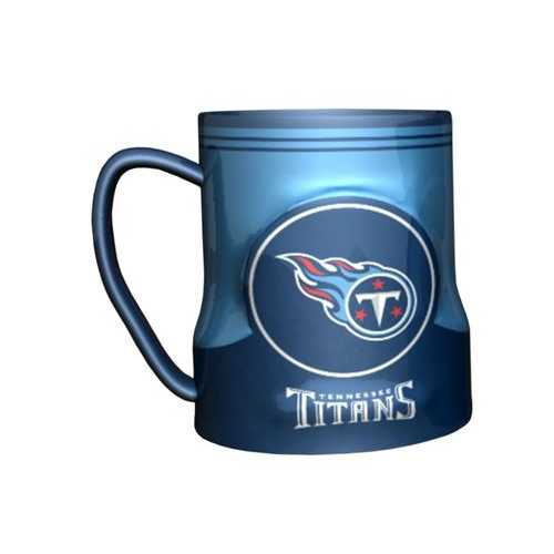 Tennessee Titans Coffee Mug - 18oz Game Time