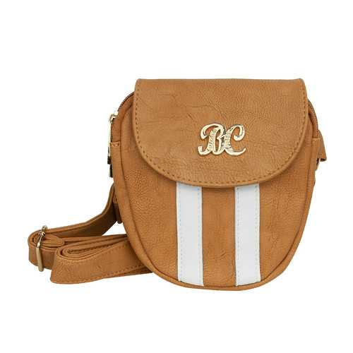 Bulldog Cases Trilogy Purse (Tan)