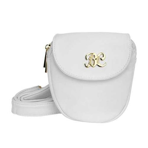 Bulldog Cases Trilogy Purse White