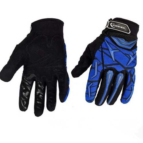ROSWHEEL Bike Cycling Full Finger Gloves Outdoor Gloves