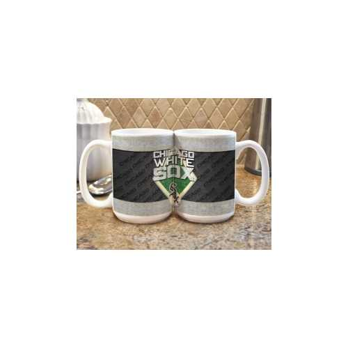 Chicago White Sox Coffee Mug - Felt Style