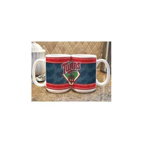 Minnesota Twins Coffee Mug - Felt Style