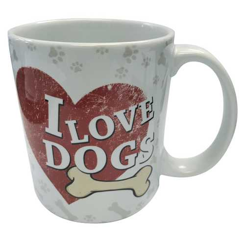 Pet Coffee Mug 11oz Pawprint Special Order