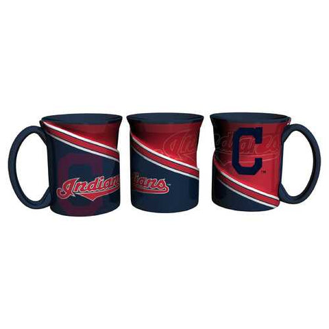 Cleveland Indians Coffee Mug 18oz Twist Style