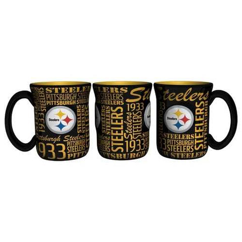 Pittsburgh Steelers Coffee Mug 17oz Spirit Style