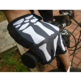 ARSUXEO Summer Cycling Gloves Bike Half Finger Gloves Breathable Bike Cycling Mittens