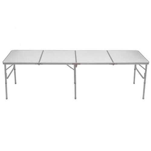 8' Aluminum Folding Picnic Camping Table