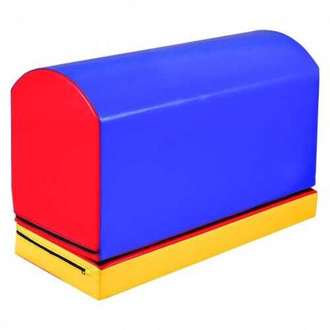 Goplus Mailbox Trainer Tumbling Aid Gymnastics Jumping Box Heightening Mat
