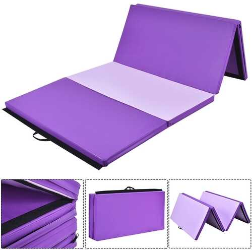 Gymnastics Anti-Tear Folding Panel Mats-10'