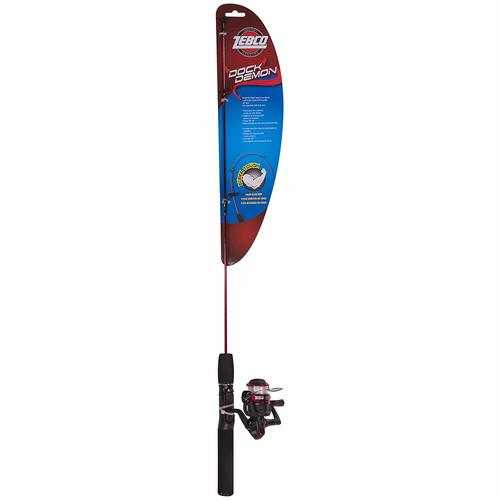 "21-39295 DOCK DEMON RED 30"" 1PC M SP"