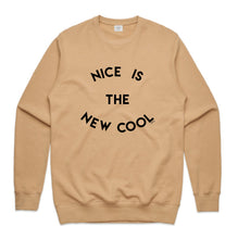 UNISEX JUMPER... NICE IS THE NEW COOL