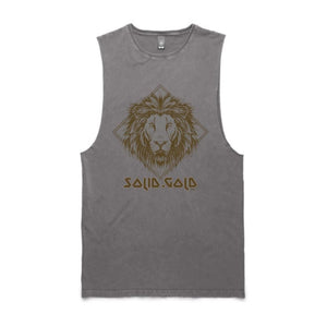 CREATIVE EDITION UNISEX TANK... SOLID.GOLD