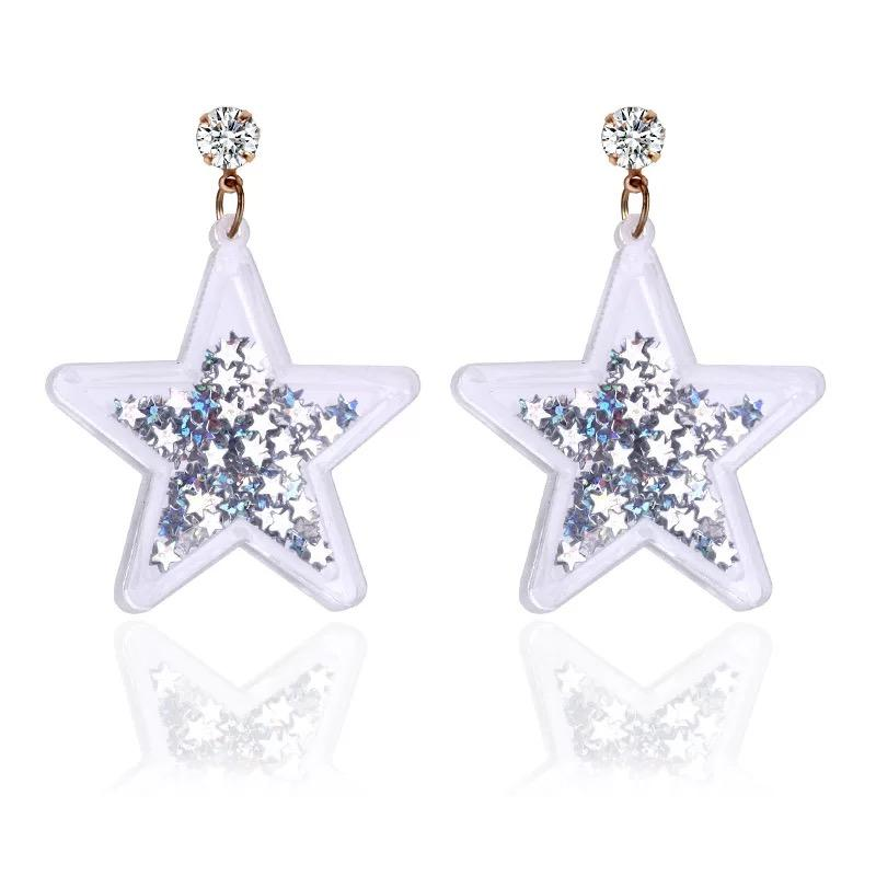 Wish upon a star Earrings SUZYWAN DELUXE