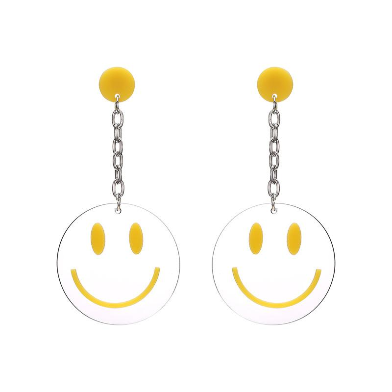 Smile a While Earrings SUZYWAN DELUXE