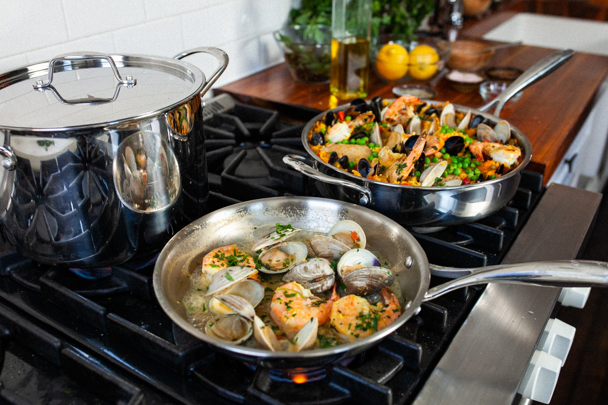 Skillet, Frying Pan, Sauté Pan: What's the difference?