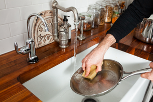 How To Clean Your Stainless Steel Cookware