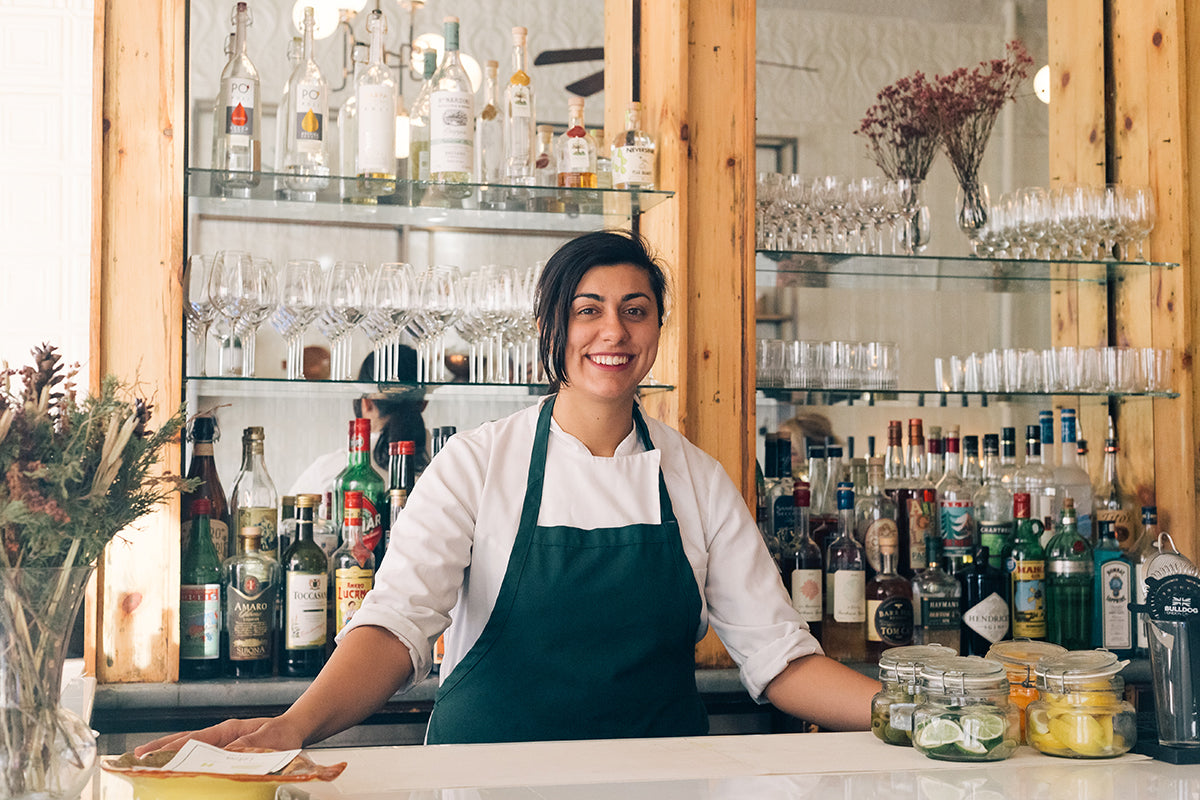 Q & A with Top Chef and Owner of LaRina Brooklyn - Silvia Barban