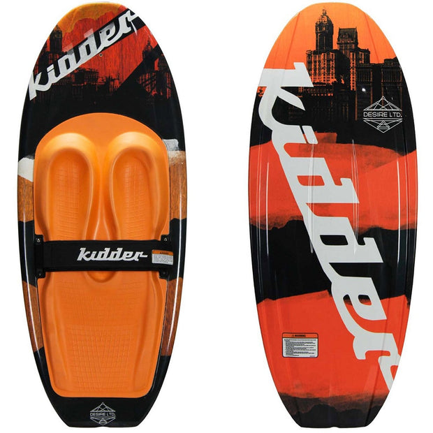 Kidder DESIRE LTD kneeboard