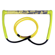 "DEFENCE KENETIK WAKE HANDLE - YELLOW15"" sublimated Microfibre wake handle"