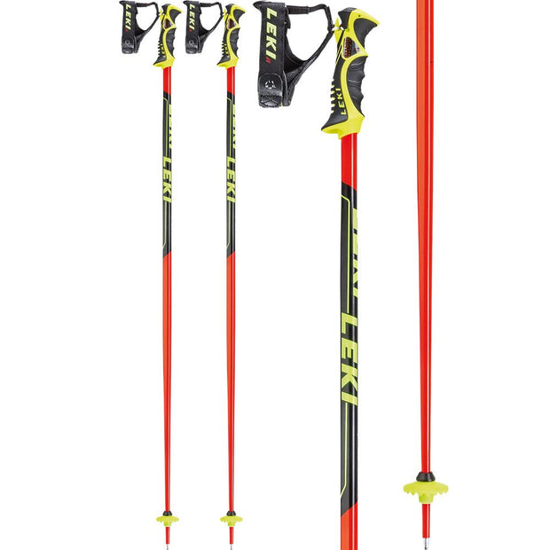 Leki World Cup SL TR-S Race Poles