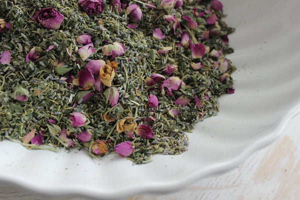 Yoni Goddess Herbal Steam Blend | Love Box Brew Co.