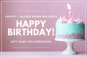 Birthday E-Gift Card