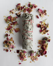 Load image into Gallery viewer, White Sage Smudge Stick