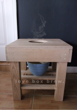 Load image into Gallery viewer, Yoni Steam Stool - Made to Order | Local Pick Up Only