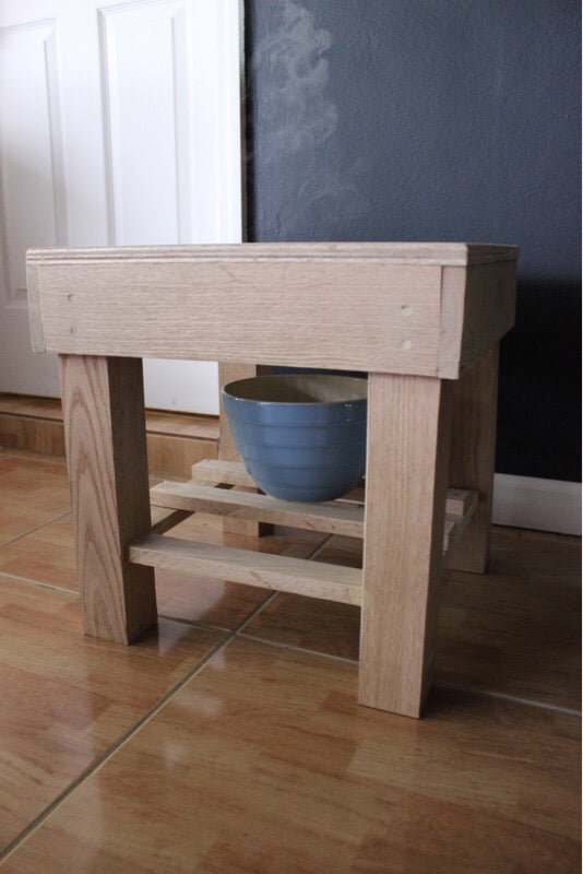 Yoni Steam Stool - Made to Order | Local Pick Up Only